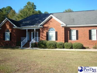 Florence Single Family Home Uc/Show For Back Up: 1323 Constantine Drive