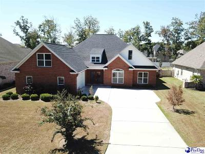 Florence Single Family Home Uc/Show For Back Up: 4178 Rodanthe Circle