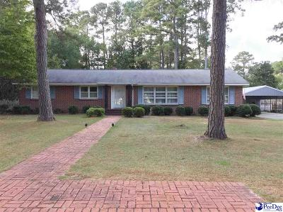 Darlington Single Family Home For Sale: 101 Georgia Drive