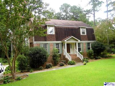 Dillon SC Single Family Home For Sale: $279,500