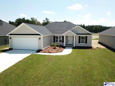 Florence County Single Family Home For Sale: 1908 Jesselyn Court