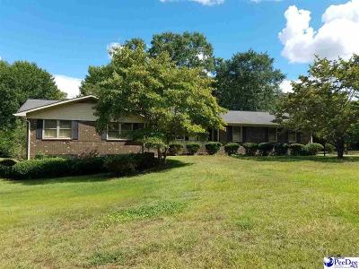 Bennettsville Single Family Home For Sale: 708 Jefferson Street