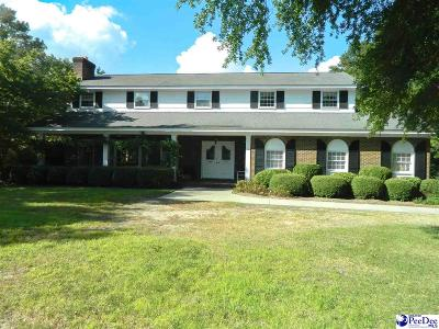 Florence Single Family Home New: 1101 Dunvegan Road