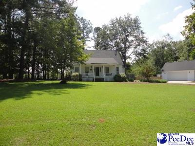 Florence Single Family Home For Sale: 3301 Young Charles Dr