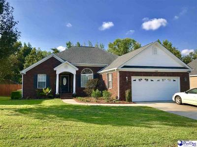 Florence SC Single Family Home For Sale: $186,900