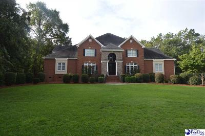 Hartsville Single Family Home For Sale: 1411 Seneca Trail