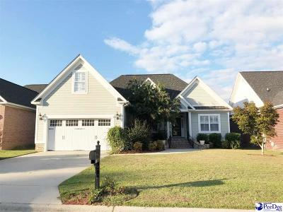 Florence Single Family Home Uc/Show For Back Up: 450 Cove Pointe Drive