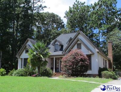 Florence SC Single Family Home For Sale: $73,000
