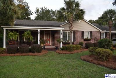 Single Family Home Uc/Show For Back Up: 614 S Edisto Drive