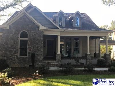 Hartsville SC Single Family Home For Sale: $459,500
