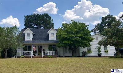 Hartsville Single Family Home Uc/Show For Back Up: 933 Huntington Drive