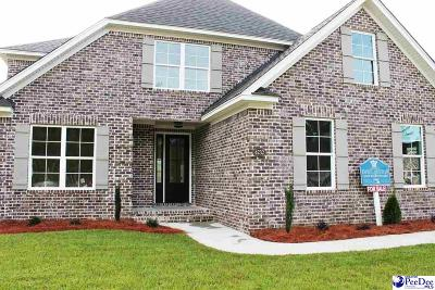 Florence Single Family Home Uc/Show For Back Up: 4232 Rodanthe Circle