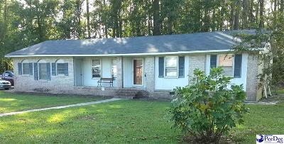 Dillon SC Single Family Home Uc/Show For Back Up: $55,900