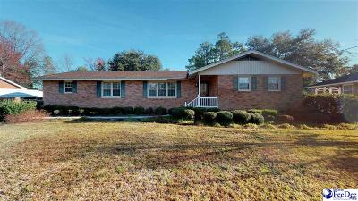 Hartsville Single Family Home For Sale: 120 Lakeview Blvd