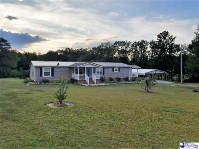 Wallace SC Single Family Home Uc/Show For Back Up: $109,900