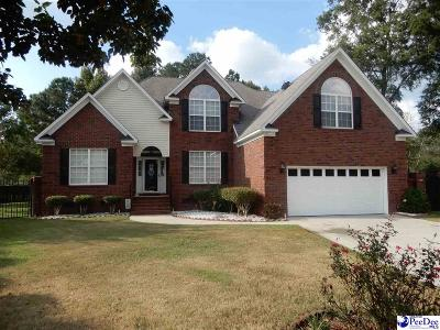 Florence Single Family Home For Sale: 855 Chaucer Drive