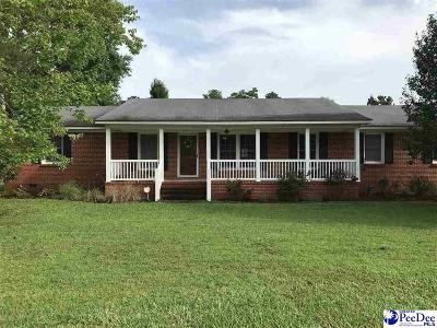 Hartsville Single Family Home For Sale: 1029 Edgewood Drive