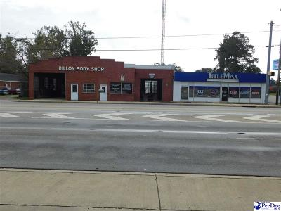 Dillon County Commercial For Sale: 1304 N Highway 301