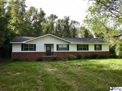 Florence SC Single Family Home For Sale: $117,900