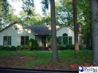 Florence Single Family Home For Sale: 1506 Scott Dr.