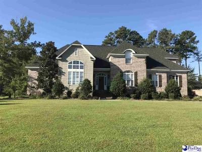 Florence Single Family Home For Sale: 2502 Parsons Gate