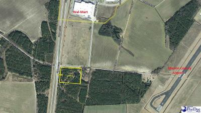 Florence, Flrorence, Marion, Pamplico Commercial Lots & Land For Sale: Tbd Hwy 501 Byp