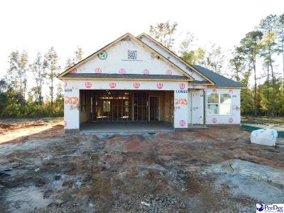 Florence SC Single Family Home For Sale: $169,545
