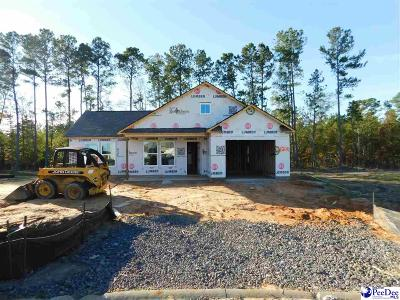 Florence SC Single Family Home For Sale: $159,627