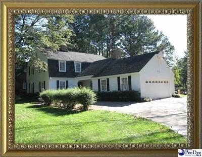 Florence SC Single Family Home For Sale: $285,000