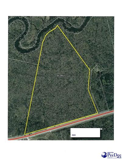 Kingstree Residential Lots & Land Uc/Show For Back Up: Williamsburg County Highway
