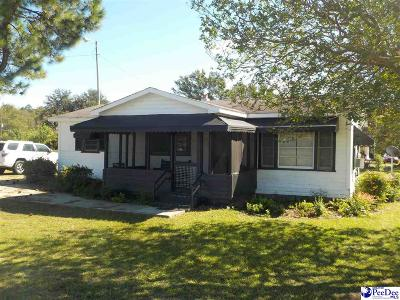 Bennettsville Single Family Home Uc/Show For Back Up: 1602 E Main Street Ext.
