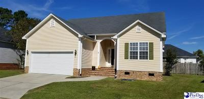 Florence SC Single Family Home New: $140,000