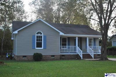 Florence SC Single Family Home New: $114,000