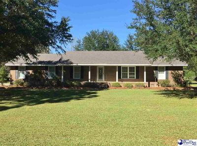 Florence SC Single Family Home New: $239,900