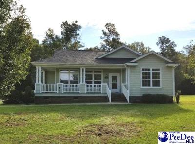 Pamplico Single Family Home For Sale: 1000 Quail Drive