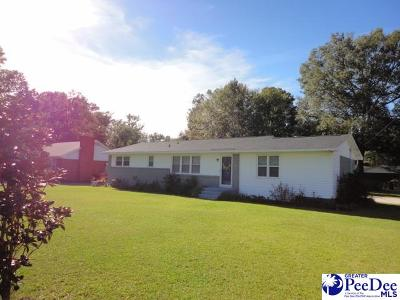 Florence SC Single Family Home New: $139,000