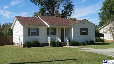 Florence Single Family Home Uc/Show For Back Up: 1709 W Pine Lake Dr