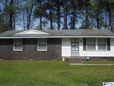 Florence County Single Family Home For Sale: 1303 W Haskell Ave