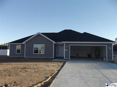 Florence Single Family Home For Sale: 1908 Eden Ct.