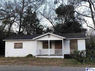 Single Family Home For Sale: 303 Mullins St