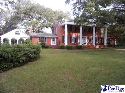 Hartsville Single Family Home Active-Price Change: 2334 N 5th Street