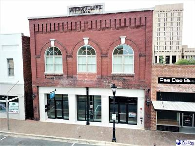 Commercial Lease For Lease: 155 N Dargan Street