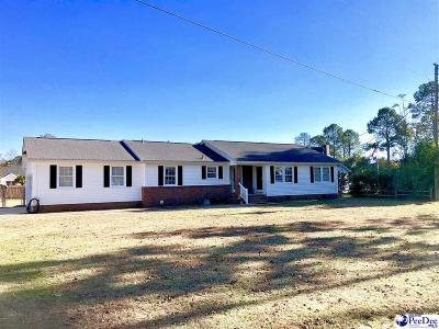 Florence  Single Family Home For Sale: 3956 Lake Oakdale Dr.