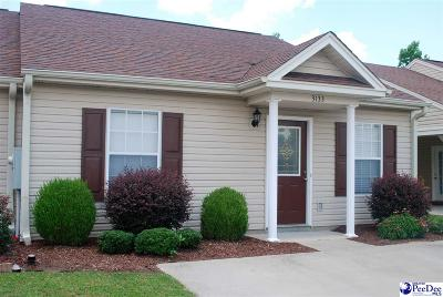 Florence Condo/Townhouse Uc/Show For Back Up: 3133 Combray Circle