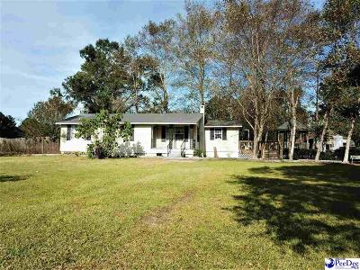 Single Family Home For Sale: 1549 McAllister Mill Road
