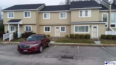 Florence Condo/Townhouse For Sale: 700 S Cashua Drive Apt 11b