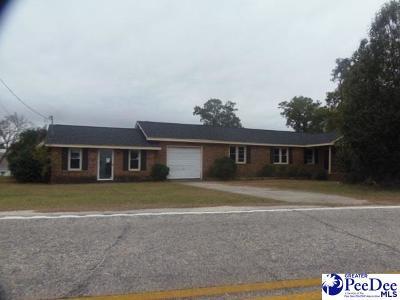 Hartsville Single Family Home For Sale: 205 E Seven Pine Street