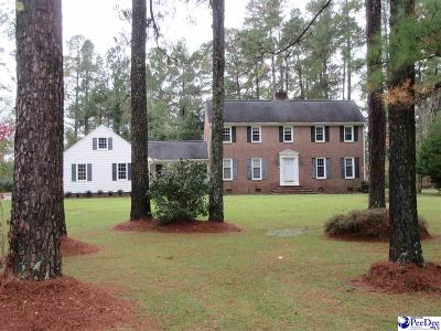 Cades SC Single Family Home For Sale: $198,000