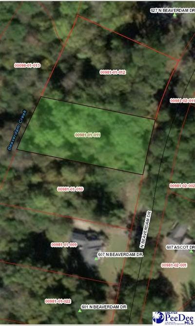 Residential Lots & Land For Sale: 617 N Beaverdam Drive