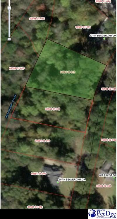 Residential Lots & Land For Sale: 621 N Beaverdam Drive